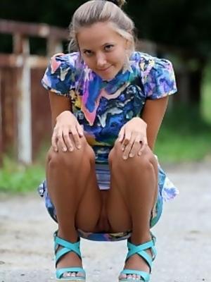 Katya Posed